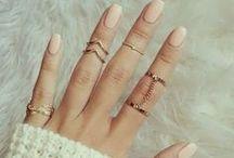 ~ Nails ~ / Nail designs and shapes.