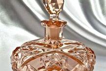 Vintage Perfume Bottle.