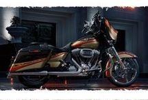 Fuel Your Imagination / Get inspired to build your own customized Harley-Davidson motorcycle. / by Harley-Davidson