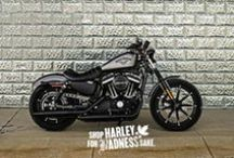 The Ultimate Gift / Give the Ultimate Gift - A New Harley. | Shop Harley For Badness Sake  / by Harley-Davidson