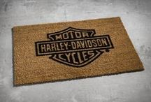 Not Your Grandma's Decorations / Harley-Davidson Gifts for the Home | Shop Harley For Badness Sake
