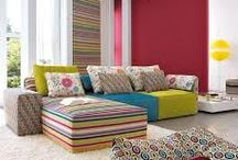 Interior Design for joy / Colorful Inspiration for your Interior