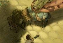 Portfolio Andrea Alemanno / my illustrations