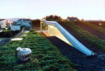 • Exterior : Roofdeck • / by Kelvin Leo