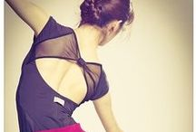 My design  Ballet  wear / Ballet wear designed in person.