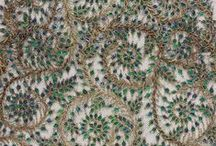 BOHO wedding embroidery / #embroidery #boho #boho fashion #bohemian #bohemian fashion #vintage fashion #native pattern #traditional cloth #vintage cloth  #vintage