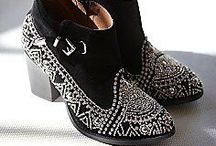 BOHO shoes / #boho #bohemian #BOHO fashion #bohemian shoes #boots