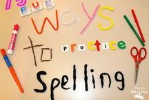 Spelling and Vocabulary