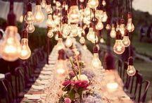 [ Decor wedding ] / Ideer til dekor på Furuheim