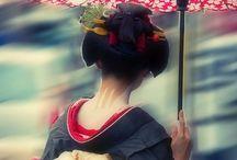 Japanese women / Geisha, gyaru, lolita, maid girl or kimono woman: she is japanese. / by Giulia Mirith Lecci