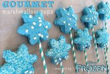 Gourmet Marshmallow Pops! / Fluff It Marshmallows makes delicious homemade Marshmallow Pops for lots of occasions!   / by Fluff It! Marshmallows