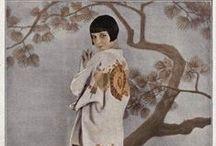 Native material  Japan / Japanese traditional