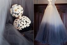 Wedding dresses by Joss / A selection of some of the wedding dresses I have created. Every dress is unique and handmade using only the finest fabrics.