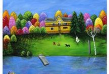 Dwelling in Art