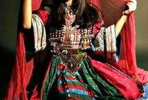Native material  Middle East / Pakistan,Uzbekistan,Afghanistan  中東 民族衣装