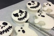 Halloween Marshmallows / Halloween Gourmet Marshmallows homemade by Fluff It!  / by Fluff It! Marshmallows