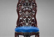 American furniture 19-20 th centure
