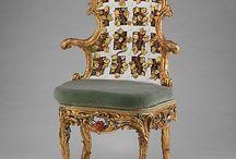 German furniture 18-19th