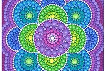 Mandalas&Doodles art