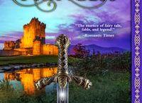 My Books / Paranormal romance, contemporary romance, medieval romance, fantasy romance and fantasy with romantic elements - so far!