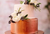 It's a piece of cake / Cake inspiration for your big day