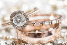 Rings! / Engagement and wedding ring inspiration
