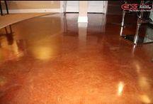 Concrete Care / Concrete cleaning, maintenance & restoration tips.