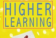 Higher Learning / The Charlie Davies Mysteries Book 4