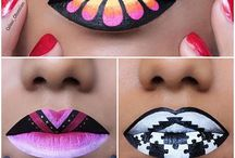 Lips and more lips