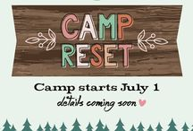 Camp Reset Ideas / I'm working on @theresetgirl camp reset, which is completely free. I'm pinning ideas here for hand drawing my inserts.