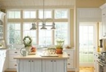 kitchen ideas / by mary b