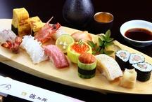 SUSHI / - Japanese SUSHI -