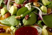 salads to try / by mary b