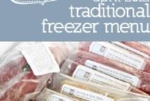 freezer meals / by mary b