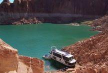 Lake Powell / Houseboat Adventures on Lake Powell