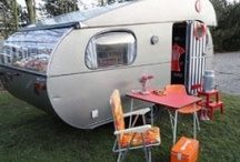 vintage campers / by Chris Johnson