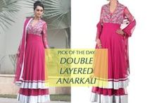 INANNA SUITS / Shop Inanna Anarkalis at: http://www.inanna.co.in/Suits