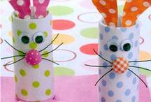 Easter / Spring Ideas / by Ramona Tillery