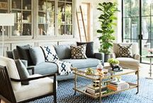 Design Collaborations / Living Spaces design partners curate timeless and trendy home furnishings for you, styling the warm, sophisticated, and endlessly inspiring spaces you see here with select pieces from our collections.