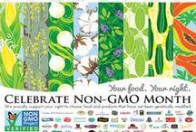 Non-GMO! - It's the Way to Go!