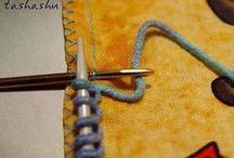 Knitting   Вязание