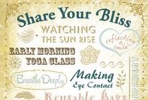 #ShareYourBliss / What makes you happy, healthy, alive and blissful?  What inspires and intrigues you?  We want to know... What's YOUR Bliss!?  Share your blissful moments with us on our social media sites or our website - if you tag #shareyourbliss you will have a chance to win a Coconut Bliss goodie bag.
