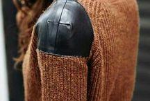 DIY : sleeves   MK: рукава