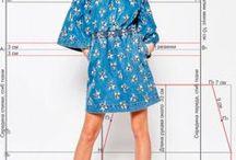 Pattern: dresses   Крой: платье