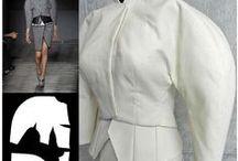Pattern: jackets and coats   Крой: жакеты и верхняя одежда