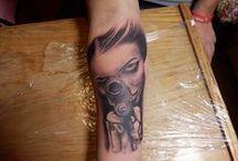 tattoo my work / tattoo