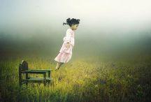 Luminiferous Aether / It's all a dream... / by Indigoliljia