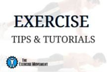 Exercise Tips / Transform your life with these top-rated fitness tips for the gym, the outdoors, or with a personal trainer/coach.   Visit TheExerciseMovement.com for more fitness and workout tips.