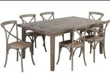 Dining Sets / Share meals and memories with your family and friends.