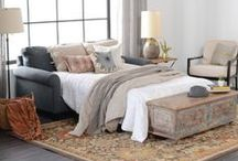 Sleepers   Recliners   Loveseats / Get cozy with our stylish and comfortable designs.